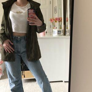 military jacket / anorak / utility jacket